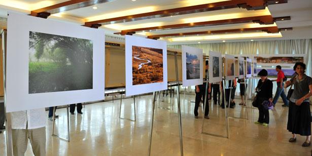 中国风景名胜区协会摄影专业委员会成立